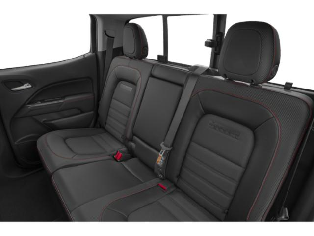 2019 GMC Canyon Base Price 2WD Ext Cab 128.3 SL Pricing backseat interior