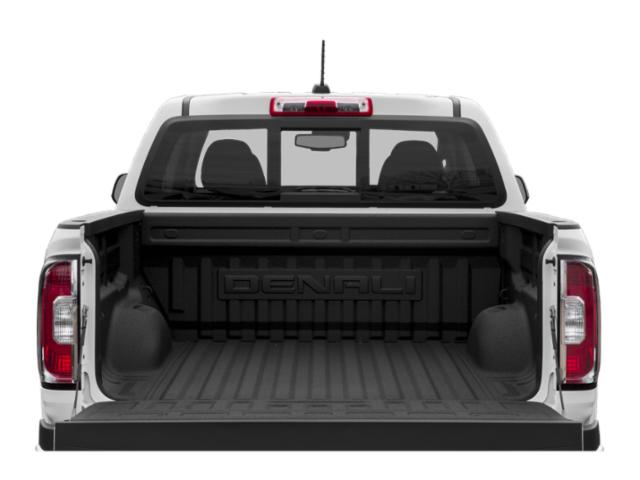2019 GMC Canyon Base Price 2WD Ext Cab 128.3 SL Pricing open trunk