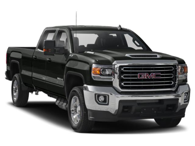 2019 GMC Sierra 3500HD Pictures Sierra 3500HD 4WD Crew Cab 167.7 photos side front view