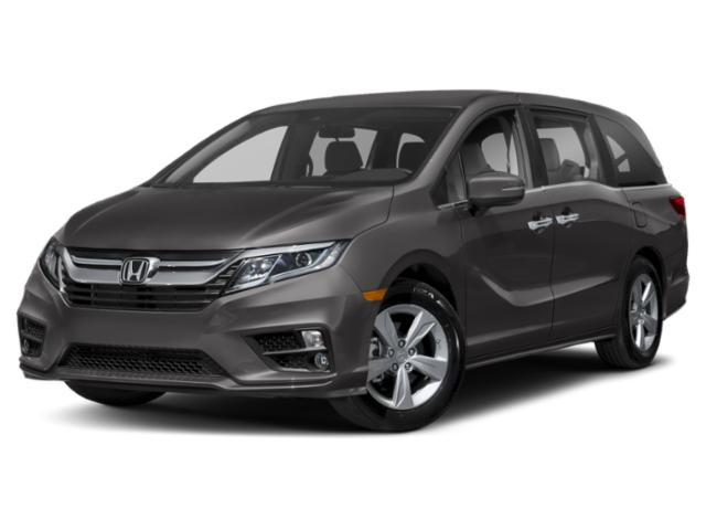 2019 Honda Odyssey Base Price LX Auto Pricing side front view