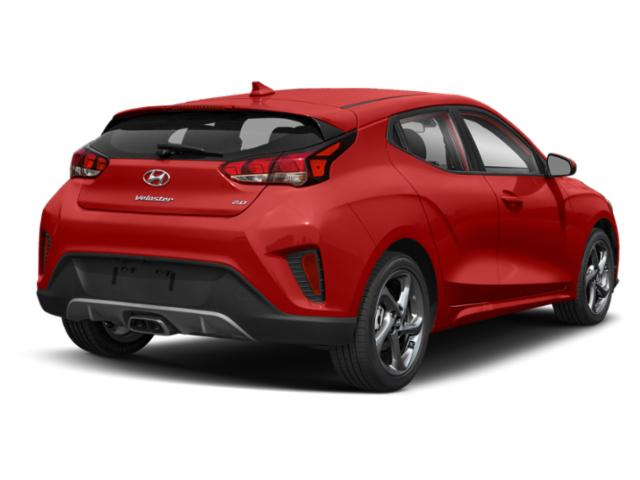 2019 Hyundai Veloster Base Price Turbo Ultimate DCT Pricing side rear view
