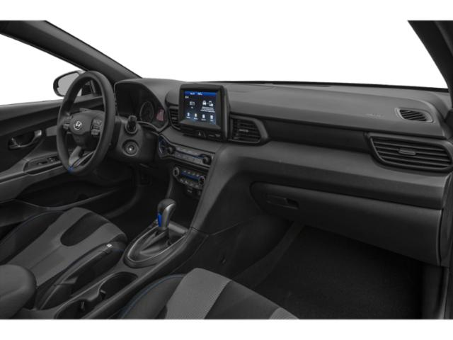 2019 Hyundai Veloster Base Price Turbo Ultimate DCT Pricing passenger's dashboard