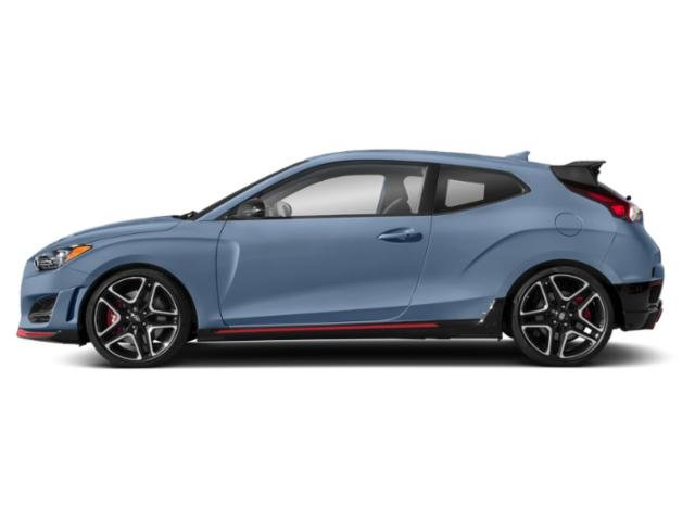 2019 Hyundai Veloster Base Price Turbo Ultimate DCT Pricing side view