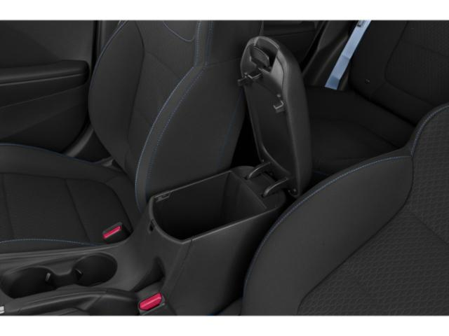 2019 Hyundai Veloster Base Price Turbo Ultimate DCT Pricing center storage console