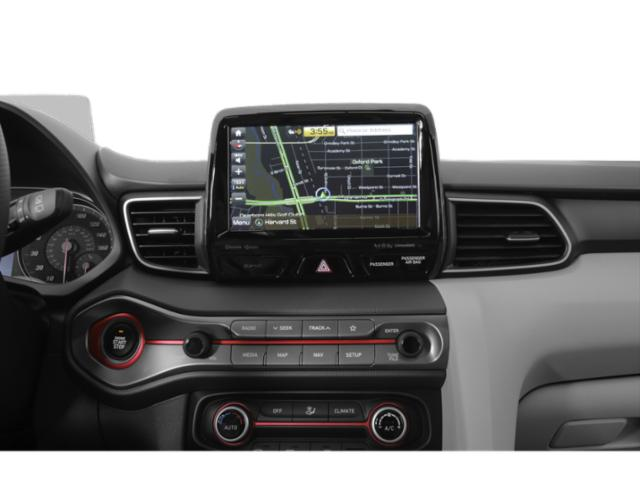 2019 Hyundai Veloster Base Price Turbo Ultimate DCT Pricing navigation system