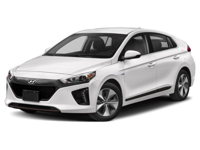 2019 Hyundai Ioniq Electric Pictures Ioniq Electric Hatchback photos side front view