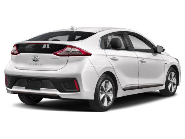 2019 Hyundai Ioniq Electric Pictures Ioniq Electric Hatchback photos side rear view