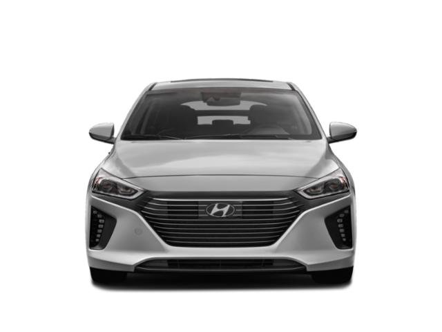 2019 Hyundai Ioniq Hybrid Base Price Blue Hatchback Pricing front view
