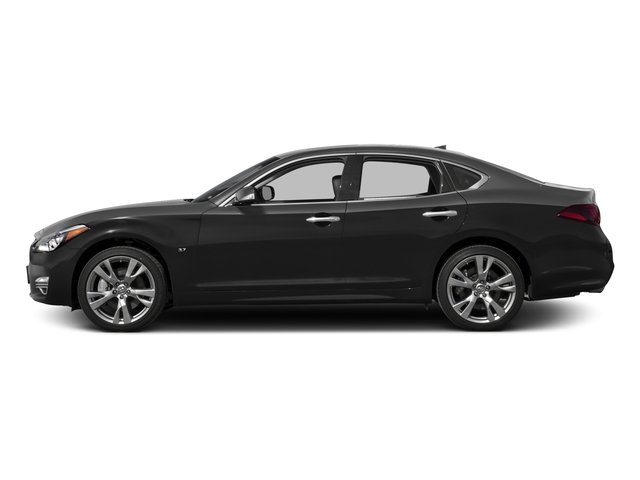 2019 INFINITI Q70 Base Price 5.6 LUXE RWD Pricing side view