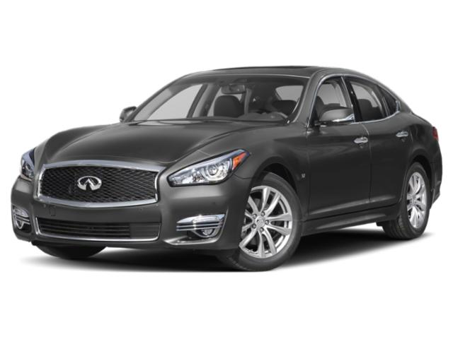 2019 INFINITI Q70 Base Price 3.7 LUXE AWD Pricing side front view