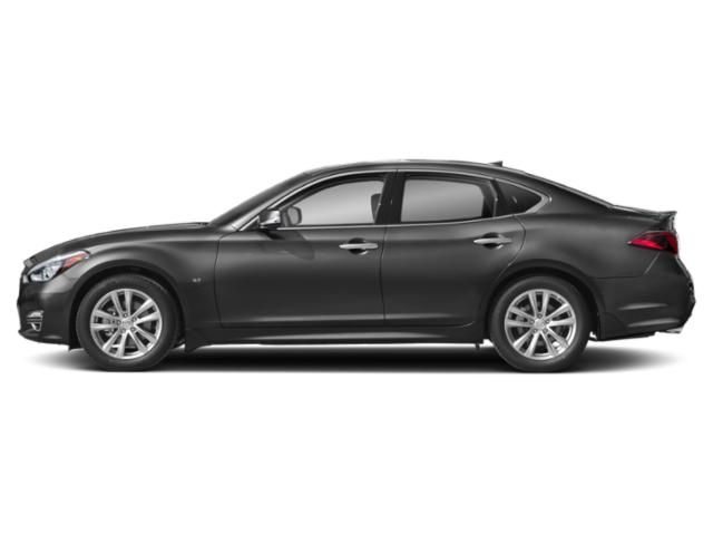 2019 INFINITI Q70 Pictures Q70 3.7 LUXE AWD photos side view
