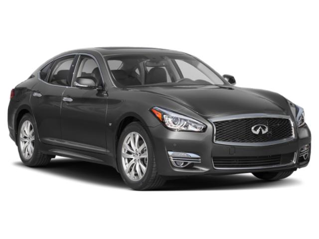 2019 INFINITI Q70 Pictures Q70 3.7 LUXE RWD photos side front view