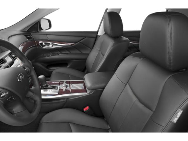 2019 INFINITI Q70 Base Price 5.6 LUXE RWD Pricing front seat interior