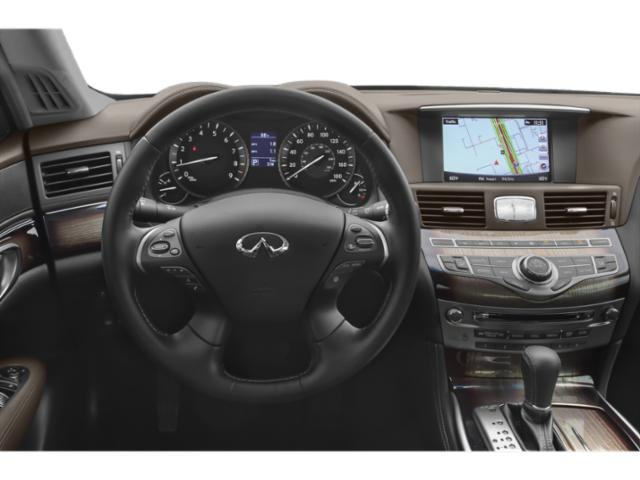 2019 INFINITI Q70L Base Price 5.6 LUXE AWD Pricing driver's dashboard