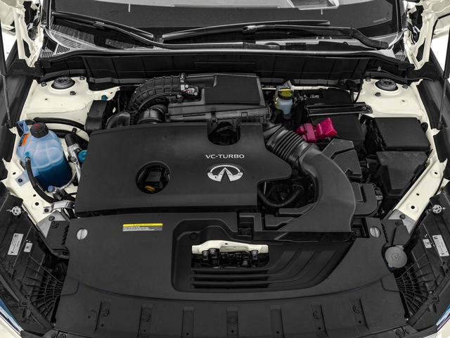 2019 INFINITI QX50 Pictures QX50 LUXE FWD photos engine