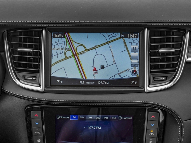 2019 INFINITI QX50 Pictures QX50 LUXE FWD photos navigation system