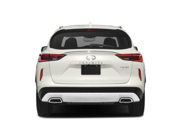 2019 INFINITI QX50 Base Price ESSENTIAL AWD Pricing rear view