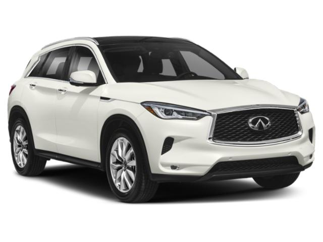 2019 INFINITI QX50 Base Price ESSENTIAL AWD Pricing side front view