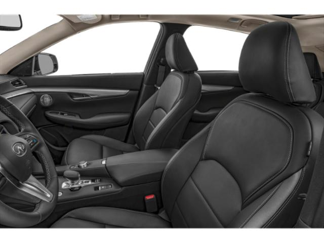 2019 INFINITI QX50 Base Price ESSENTIAL AWD Pricing front seat interior