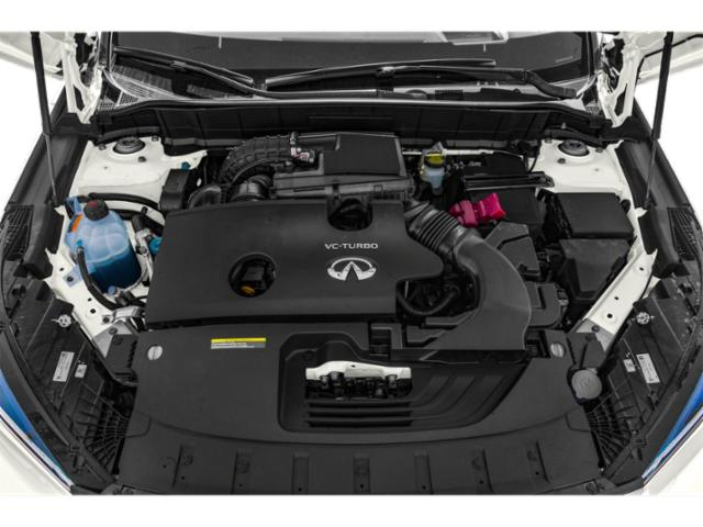 2019 INFINITI QX50 Pictures QX50 PURE AWD photos engine