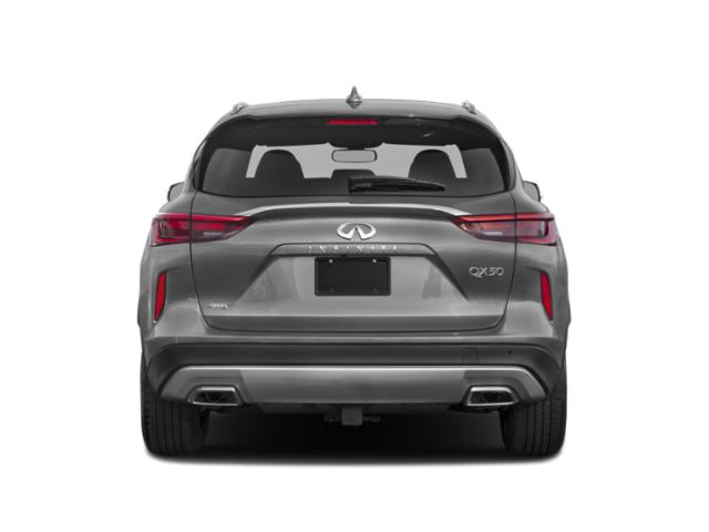 2019 INFINITI QX50 Pictures QX50 LUXE AWD photos rear view