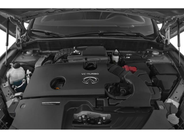 2019 INFINITI QX50 Pictures QX50 LUXE AWD photos engine