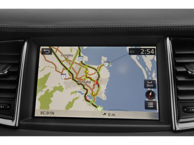 2019 INFINITI QX50 Pictures QX50 LUXE AWD photos navigation system