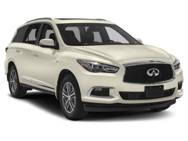 2019 INFINITI QX60 Pictures QX60 LUXE FWD photos side front view