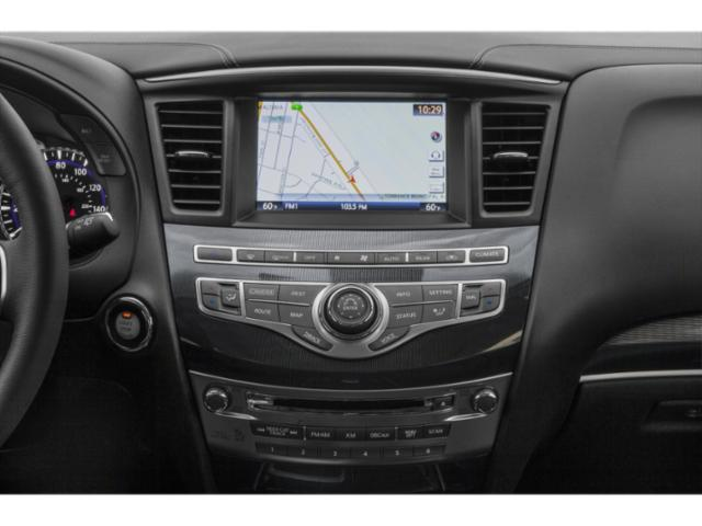 2019 INFINITI QX60 Pictures QX60 LUXE AWD photos stereo system