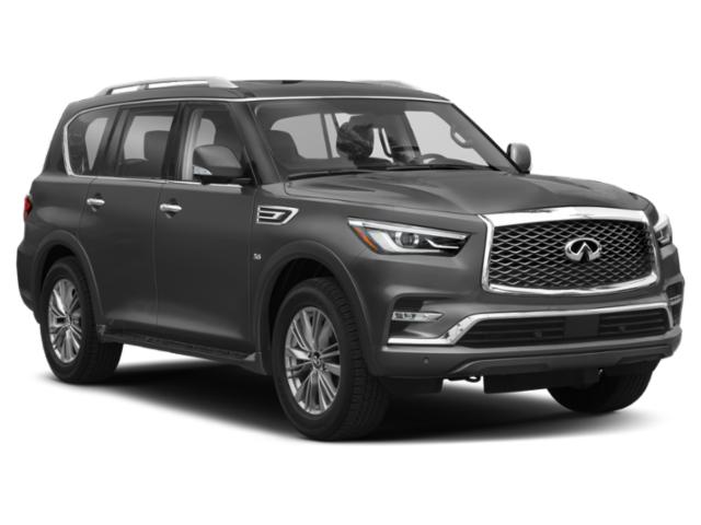 2019 INFINITI QX80 Base Price LIMITED AWD Pricing side front view