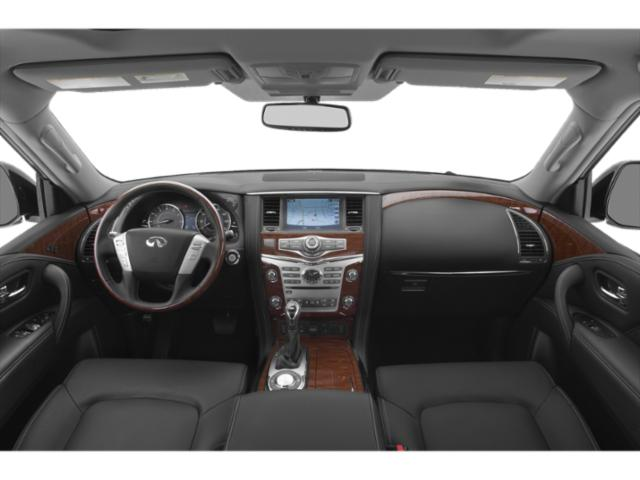 2019 INFINITI QX80 Base Price LIMITED AWD Pricing full dashboard