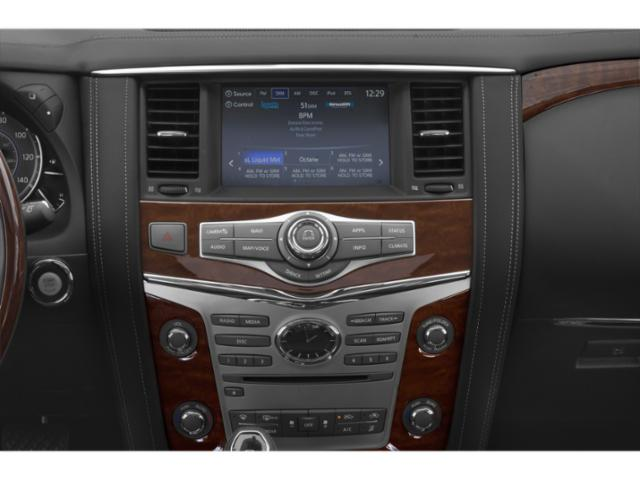 2019 INFINITI QX80 Base Price LIMITED AWD Pricing stereo system
