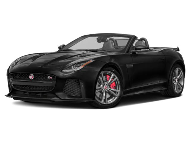 2019 Jaguar F-TYPE Pictures F-TYPE Coupe Auto SVR AWD photos side front view