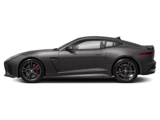 2019 Jaguar F-TYPE Pictures F-TYPE Coupe Auto SVR AWD photos side view