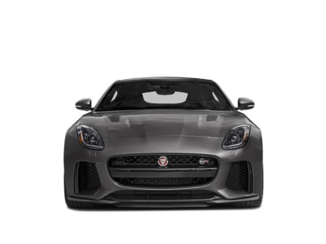 2019 Jaguar F-TYPE Pictures F-TYPE Coupe Auto SVR AWD photos front view