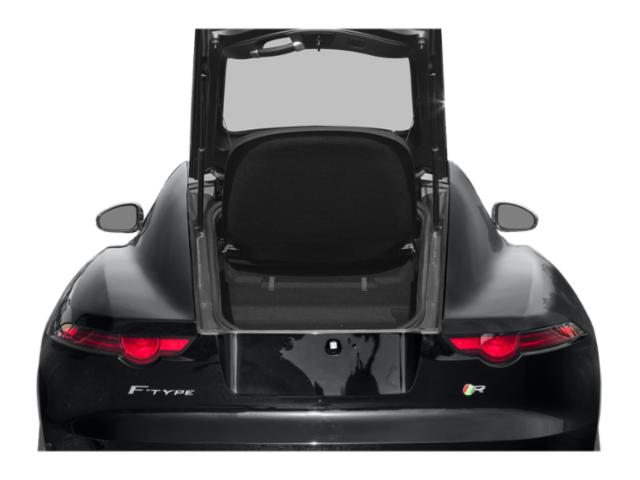 2019 Jaguar F-TYPE Base Price Coupe Auto P300 Pricing open trunk