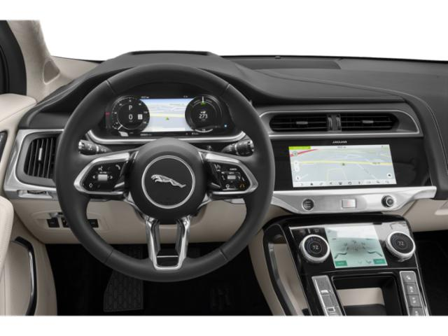2019 Jaguar I-PACE Base Price HSE AWD Pricing driver's dashboard