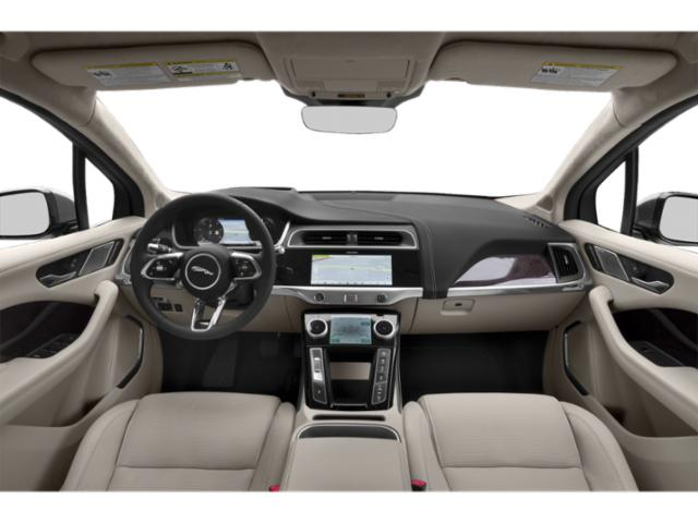 2019 Jaguar I-PACE Base Price HSE AWD Pricing full dashboard