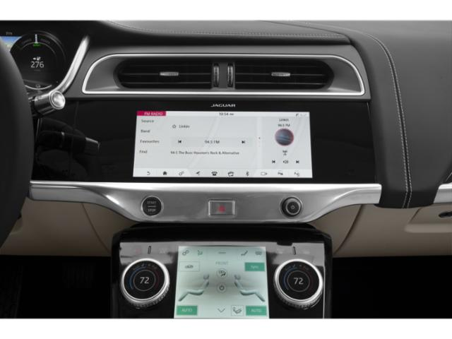 2019 Jaguar I-PACE Base Price HSE AWD Pricing stereo system