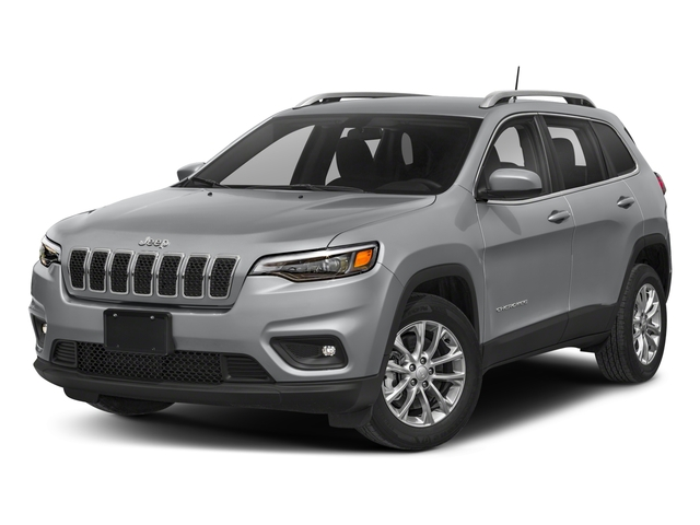 2019 Jeep Cherokee Pictures Cherokee Latitude Plus FWD photos side front view