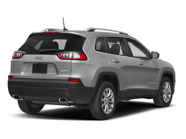 2019 Jeep Cherokee Base Price Trailhawk 4x4 Pricing side rear view