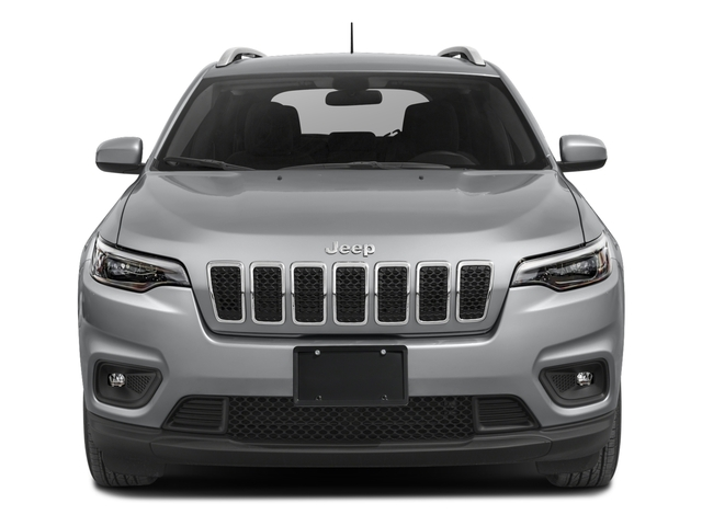2019 Jeep Cherokee Base Price Trailhawk 4x4 Pricing front view