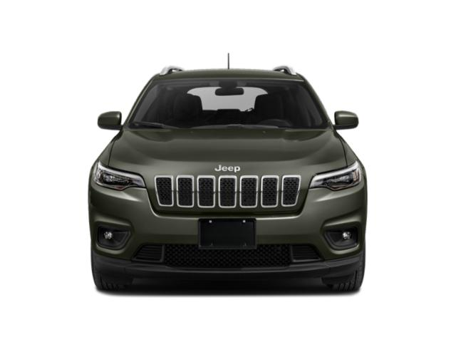 2019 Jeep Cherokee Pictures Cherokee Trailhawk Elite 4x4 photos front view