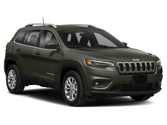 2019 Jeep Cherokee Pictures Cherokee Altitude 4x4 photos side front view