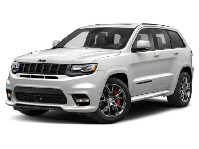 2019 Jeep Grand Cherokee Pictures Grand Cherokee Laredo E 4x4 photos side front view