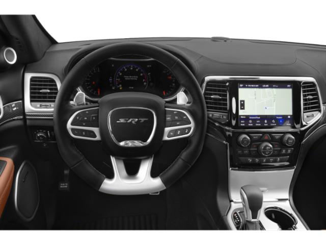 2019 Jeep Grand Cherokee Pictures Grand Cherokee SRT 4x4 photos driver's dashboard