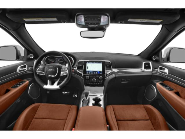 2019 Jeep Grand Cherokee Pictures Grand Cherokee Upland 4x4 photos full dashboard