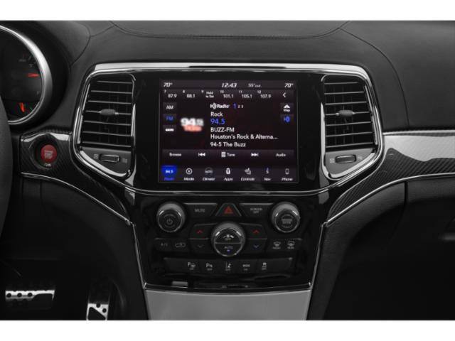 2019 Jeep Grand Cherokee Base Price Upland 4x2 Pricing stereo system