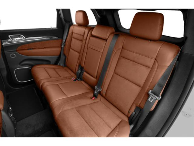 2019 Jeep Grand Cherokee Base Price Upland 4x2 Pricing backseat interior