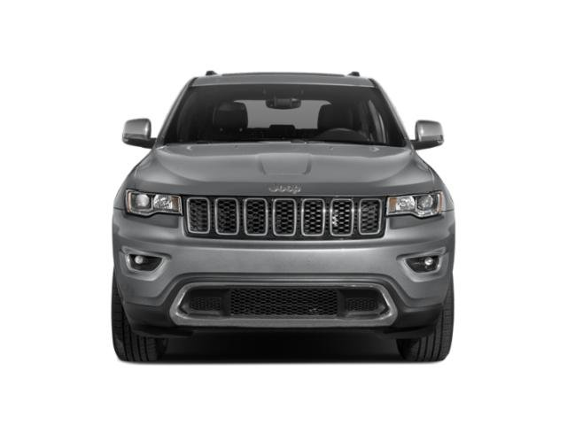 2019 Jeep Grand Cherokee Pictures Grand Cherokee Laredo E 4x4 photos front view